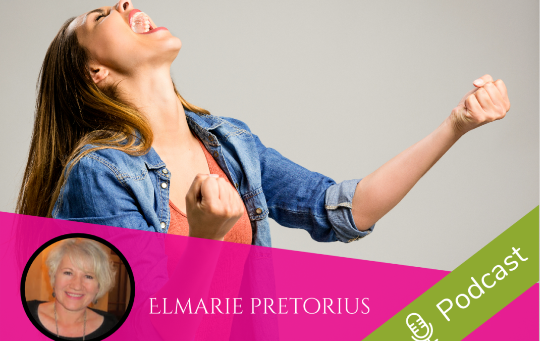 Elmarie Pretorius – How to manage Anger in the workplace