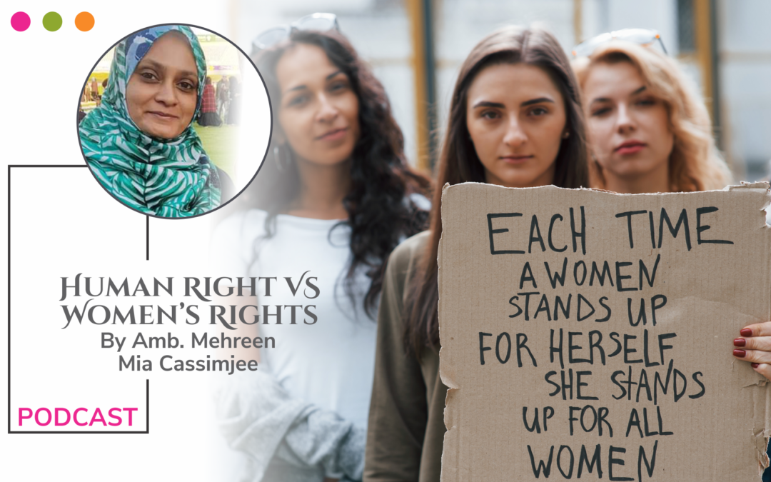Human Rights VS Women's Rights
