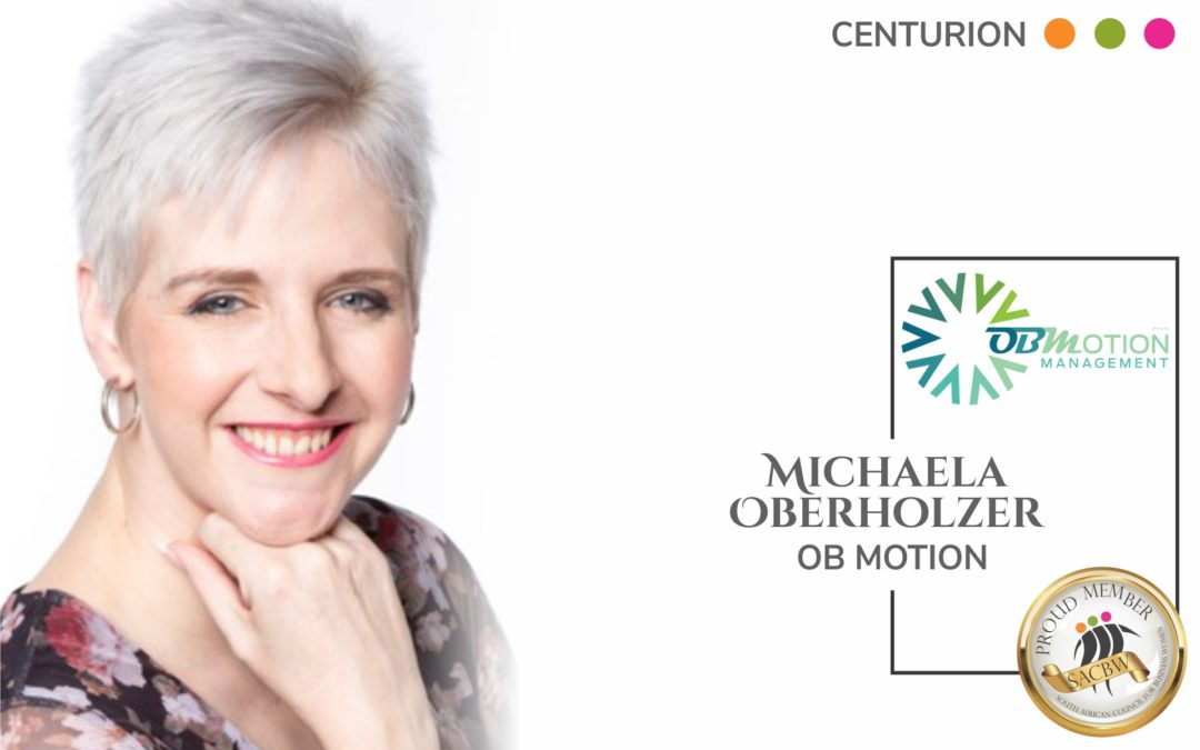 Featured Member Michaela Oberholzer