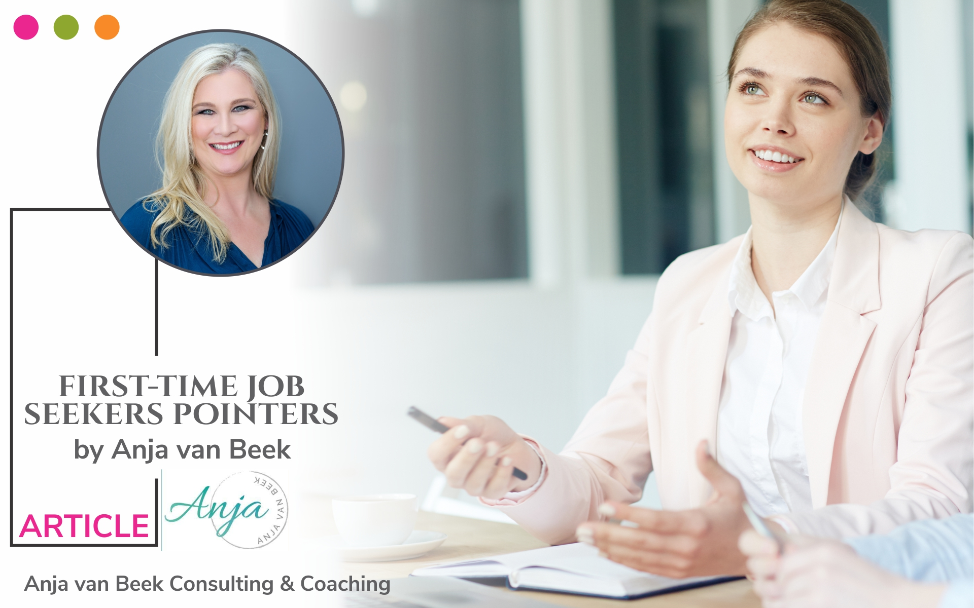 Article image for first-time job seekers