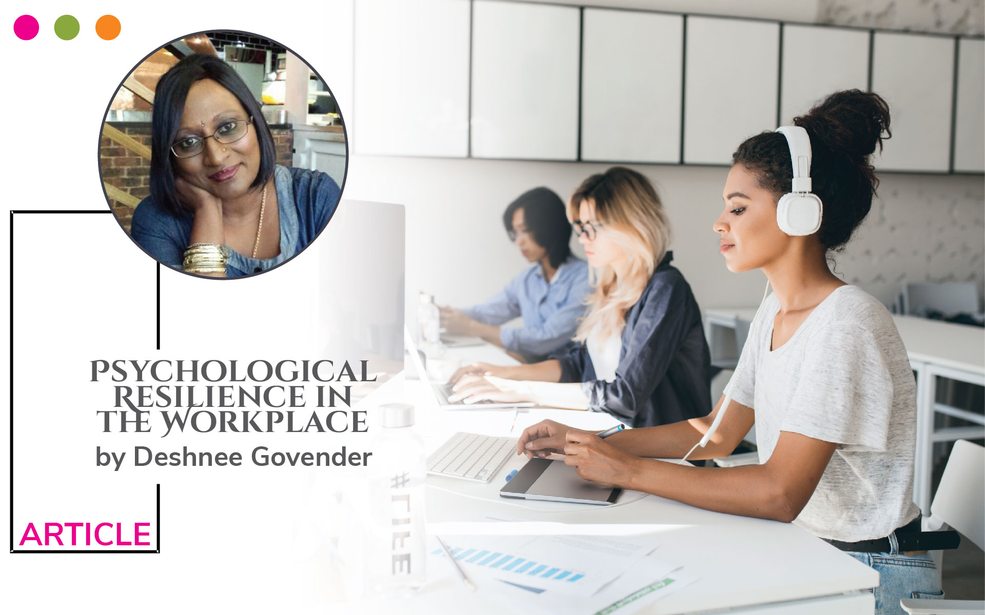 Psychological Resilience in the workplace
